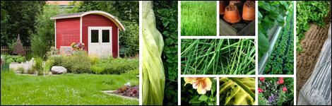 Kategorielogo - Gartenbedarf