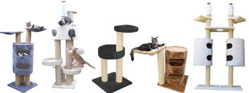Kattens No. 1 - Katzen Kratzbäume