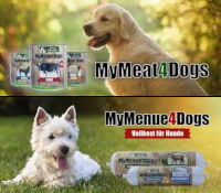 MyMeat4Dogs & MyMenue4Dogs
