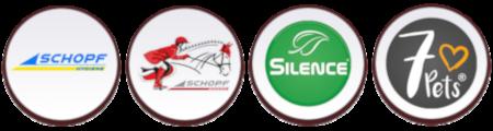 Schopf Hygiene, 7Pets, Silence, Schopf Riders